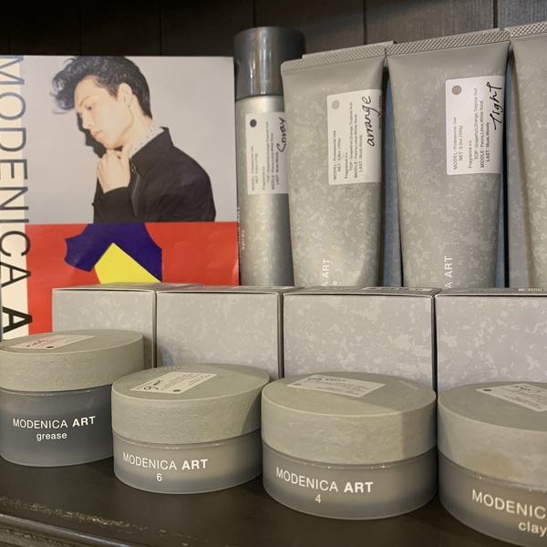New Hair Wax MODENICA ART