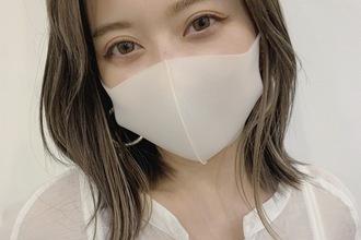 夏おすすめフェイスラインインナー、レイヤースタイル!福島市美容室slap