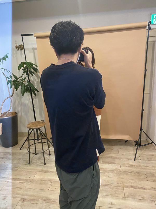 秋カラー、秋スタイル、秋ファッション、2020秋撮影スタート〜